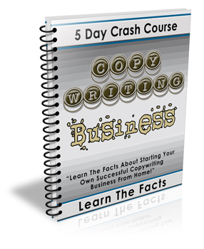 Product picture 5 Day Crash Course Copywriting Business