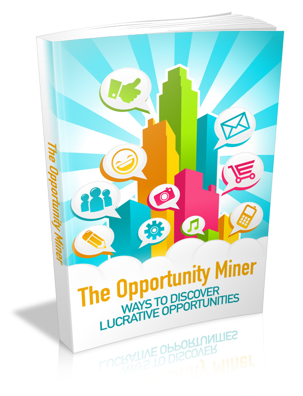 Product picture The Opportunity Miner