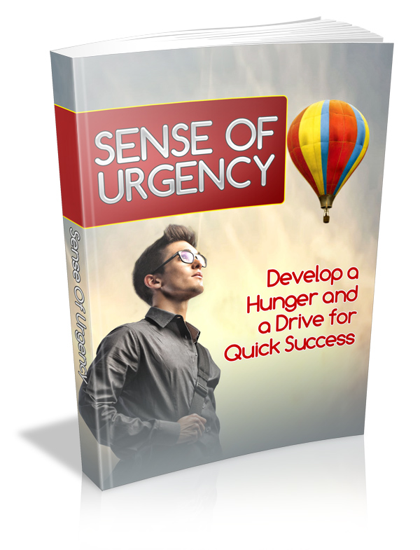 Product picture Sense Of Urgency